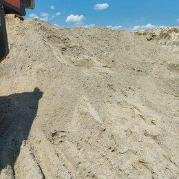 Строительные смеси и сыпучие материалы - Камазом  песочек и щебенёк., 0