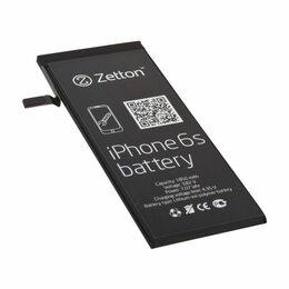 Аккумуляторы - Аккумулятор для Apple iPhone 6S 1850mAh (усиленный) Zetton, 0