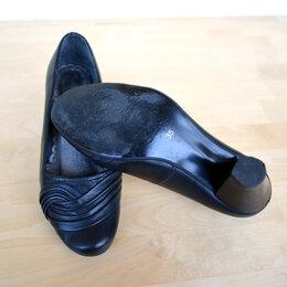 Туфли - Туфли женские черные, 35 размер, 0