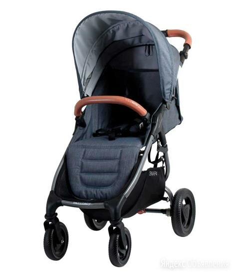 Valco baby Snap 4 Tailormade/Trend Denim по цене 29999₽ - Коляски, фото 0