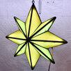 Ночник Вифлеемская звезда из витражного стекла по цене 15000₽ - Настенно-потолочные светильники, фото 2