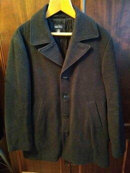 Пальто - Пальто H&M LOGG Серое, 0