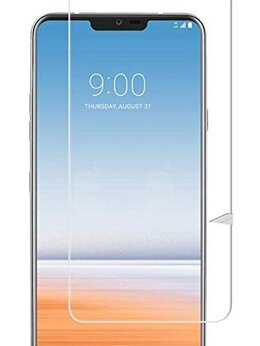 Защитные пленки и стекла - Защитное стекло LG G7 ThinQ G710, 0