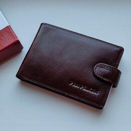 Кошельки - Бумажник из натуральной кожи Pan Pelican, 0