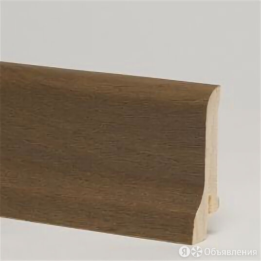 Плинтус деревянный PEDROSS Дуб Пиксбург 60 х 22 мм по цене 393₽ - Плинтусы, пороги и комплектующие, фото 0