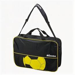 Дорожные и спортивные сумки - Сумка на 6 ганд. мячей «MIKASA» арт. HD6C-BKY, 0