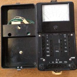 Лабораторное оборудование - Ампервольтометр, 0