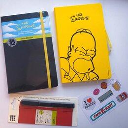 """Канцелярские принадлежности - Записная книжка """"The Simpsons"""", Moleskine, 0"""