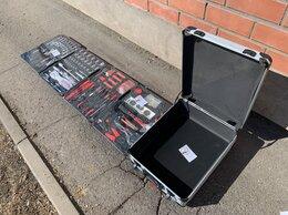 Наборы инструментов и оснастки - Набор инструментов в чемодане 187 предметов, 0