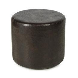 Пуфики - Пуф Уют круглый коричневый, 0