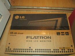 Мониторы - монитор LG FLATRON W 1942 SE-SF, 0