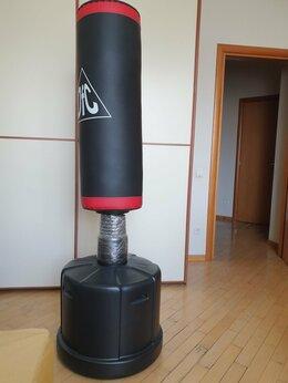 Тренировочные снаряды - Водоналивной боксерский мешок DFC, 0