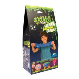 """Автокресла - Игрушка ТМ """"Slime"""" Малый набор для мальчиков """"Лаборатория"""", синий, 100 гр., 0"""