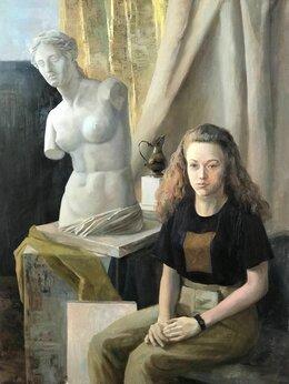 """Картины, постеры, гобелены, панно - Картина маслом """"Венера и Александра"""", 0"""