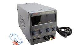 Лабораторное оборудование - Лабораторный источник питания YA XUN 305D 30V 5A, 0