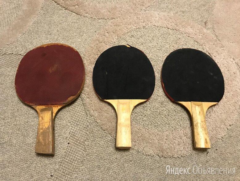 Ракетки для настольного тенниса  по цене 100₽ - Ракетки, фото 0