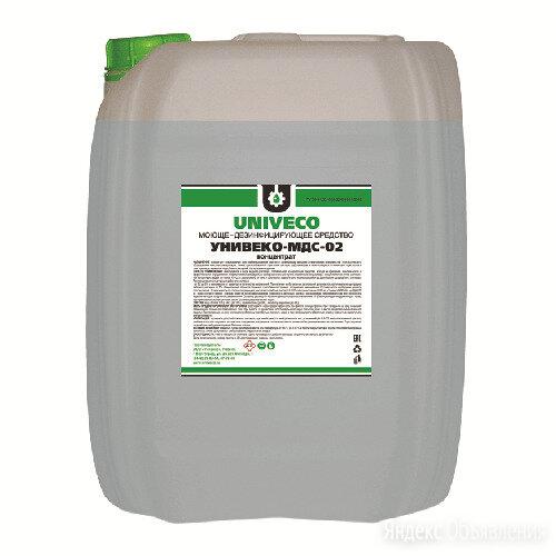 ⭐ Унивеко-МДС-02 концентрат 5 литров для очистки и дезинфекции поверхности по цене 1500₽ - Дезинфицирующие средства, фото 0