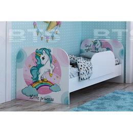 Кроватки - Кровать Малибу КР-08, 0