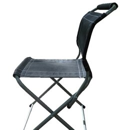 Походная мебель - Стул кемпинговый складной усиленный анатомическая спинка , 0