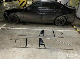 Кузовные запчасти - Молдинги и накладки дверей BMW F10\бмв Ф10 ориг, 0
