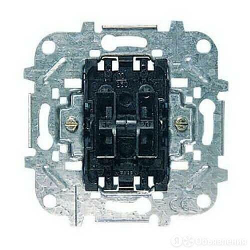 Выключатель 2-клавишный ABB Sky 2CLA811100A1001 по цене 1380₽ - Другое, фото 0