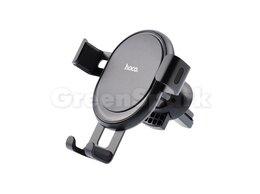 Держатели для мобильных устройств - Авто-держатель HOCO CA56 (черный), 0