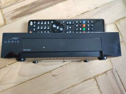 ТВ-приставки и медиаплееры - Iptv приставка Motorola Arris VIP1003G в коробке, 0