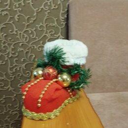 Новогодний декор и аксессуары - Сапог Деда Мороза, 0