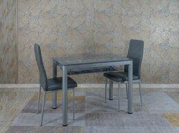 Столы и столики - Стол обеденный серый, 100*60, 0