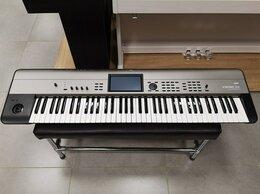 Клавишные инструменты - Рабочая станция korg krome-73 EX, 0