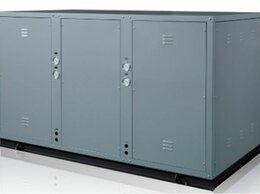 Солнечные коллекторы - Тепловой насос SPRSUN AR/CGD-72, 78.3 кВт, 0