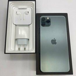 Мобильные телефоны - iPhone 11 Pro max Midnight Green 512GB, 0