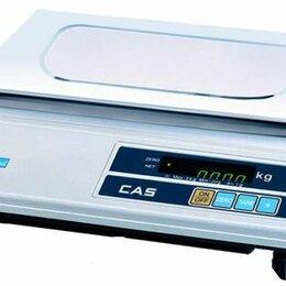 Весы - Весы 25 кг, эл. порционные AD-25, CAS (Корея), 0