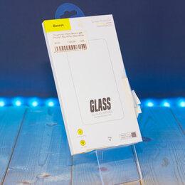 Защитные пленки и стекла - Защитное стекло Baseus для iPhone 7 Plus 8 Plus Glass White, 0