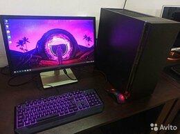 Настольные компьютеры - Игровой компьютер i5 6400 GTX 660 2gb, 0