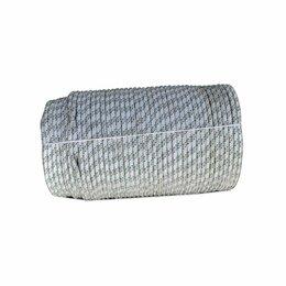 Веревки и шнуры - Капроновый плетеный шнур (4 мм, 300 м), 0