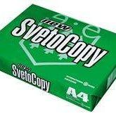 Бумага и пленка - Бумага Svetocopy 80г/м3, A4, 0