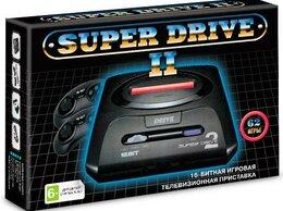 Ретро-консоли и электронные игры - Игровая приставка 16 bit Super Drive 2 Classic…, 0