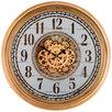 Часы настенные кварцевые с белым циферблатом 46 см золото Galaxy по цене 2899₽ - Часы настенные, фото 0