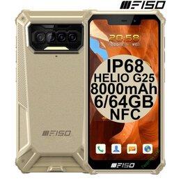 Мобильные телефоны - НОВИНКА Oukitel F150 B2021 Sahara IP68 6/64GB NFC, 0