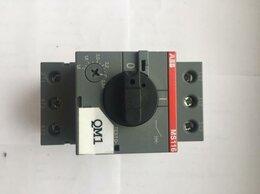 Электрические щиты и комплектующие - Выключатель ABB MS116 - 2.5, 0