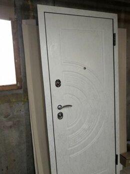 Входные двери - Входная металлическая дверь, 0