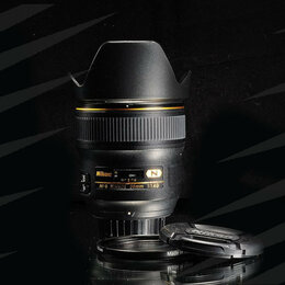 Объективы - Nikon AF-S 35mm f/1.4G // 2365 , 0