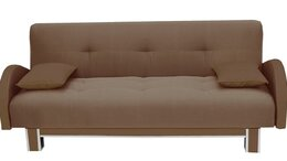 Диваны и кушетки - Диван кровать Поло с подлокотниками NeoLatte, 0