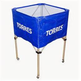 Настольные игры - Тележка для мячей «TORRES», 0