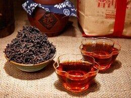 Продукты - Чай черный пуэр 500 грамм китайский 2006 года, 0