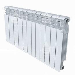 Радиаторы - Радиатор алюминиевый STI 500/100 12 секций, 0