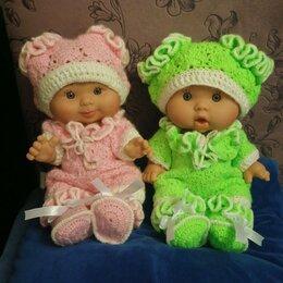 Аксессуары для кукол - Вяжу для кукол одежду, 0
