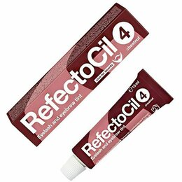 Для бровей - Краска для бровей (коричневая) №3, Refectocil, 15 мл., 0