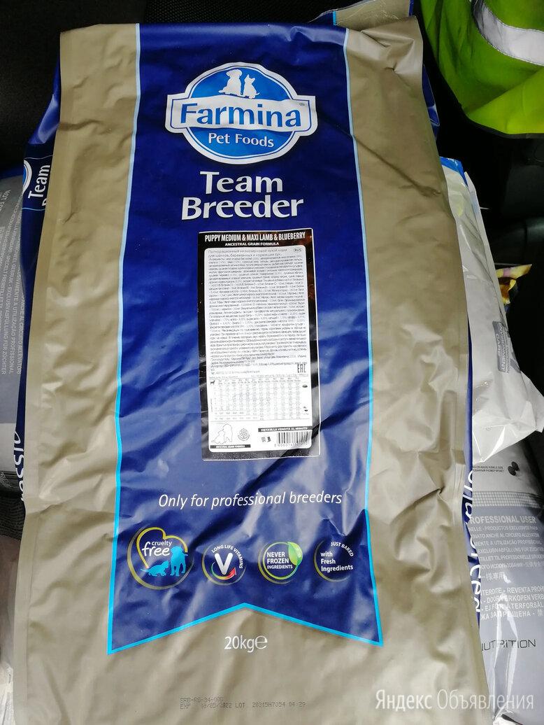 Farmina N&D ANCESTRAL GRAIN для щенков MEDIUM/MAXI 20 кг  по цене 7700₽ - Корма , фото 0